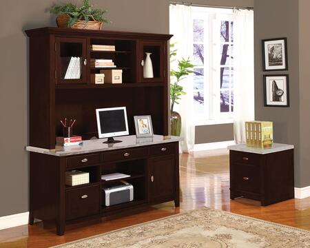 Acme Furniture 92012SET Britney Office Desks