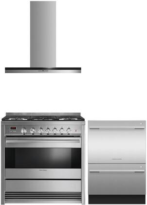 Fisher Paykel 718622 Kitchen Appliance Packages