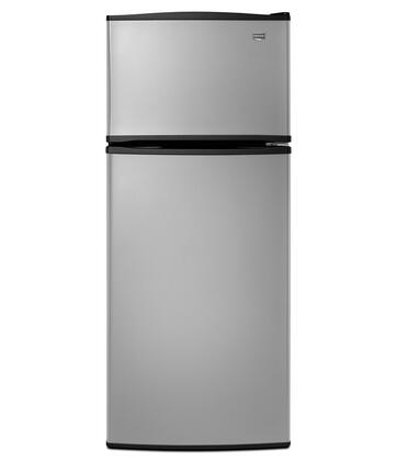 Maytag M8RXEGMAS  Refrigerator with 17.5 cu. ft. Capacity in Stainless Steel