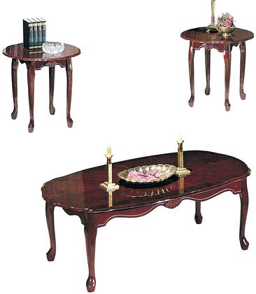 Picture of 02402 Essex 3Pc Pk CoffeeEnd Table Set