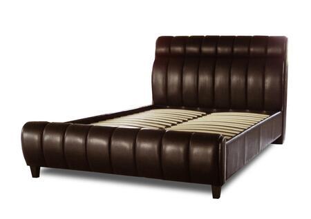Diamond Sofa UPTOWNEKINGM Uptown Series  King Size Bed