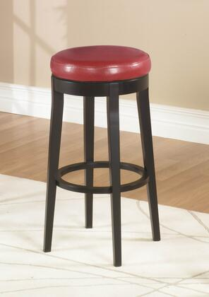 Armen Living LC450BARE26 Residential Leather Upholstered Bar Stool
