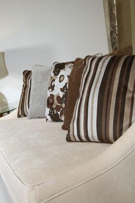 Armen Living LCBA3CAMEO Barclay Series  Sofa