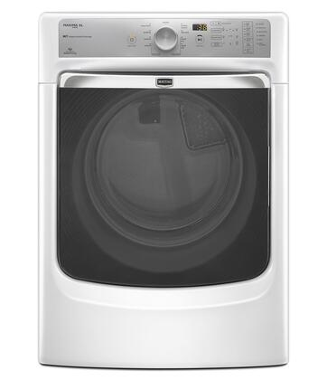"""Maytag MGD6000AW 27"""" Gas Maxima Series Gas Dryer 