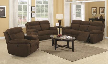 Coaster 600611SET3 Sadie Living Room Sets