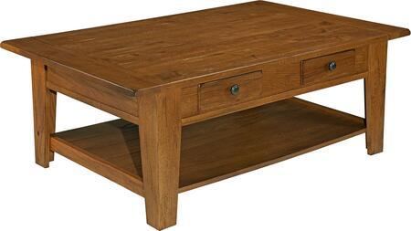 Broyhill 339901 Rustic Oak Transitional Table