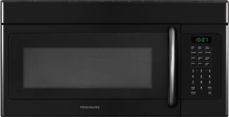 Frigidaire FFMV152CLB 1.5 cu. ft. Capacity Over the Range Microwave Oven