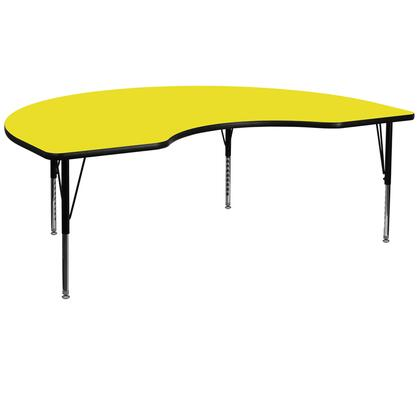 Flash Furniture XUA4872KIDNYYELHPGG