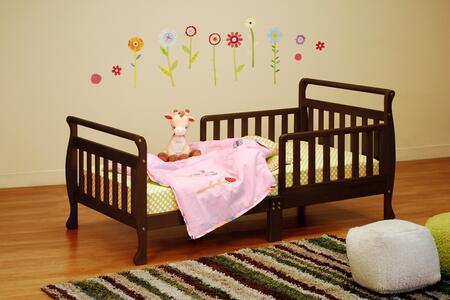 AFG 7008E Athena Series  Toddler Size Toddler Bed