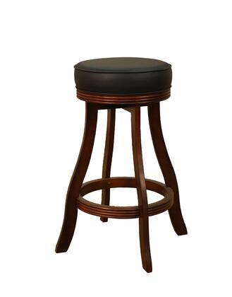 American Heritage 106606ET Designer Series Residential Vinyl Upholstered Bar Stool