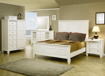 Coaster 201301KESET4 King Bedroom Sets