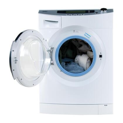Haier Hwd1600bw Washer Dryer Combo With Appliances