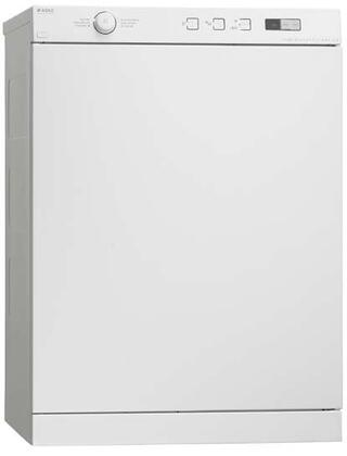 Asko T753WCD  Electric Dryer, in White
