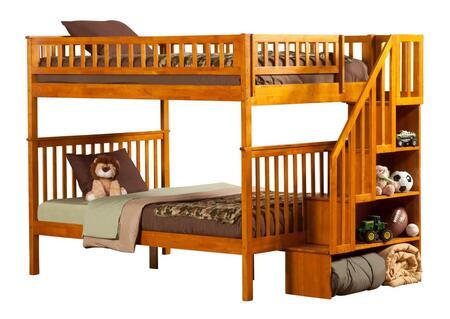 Atlantic Furniture AB56807  Full Size Bunk Bed