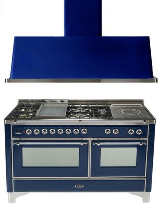 Ilve 721079 Majestic Kitchen Appliance Packages