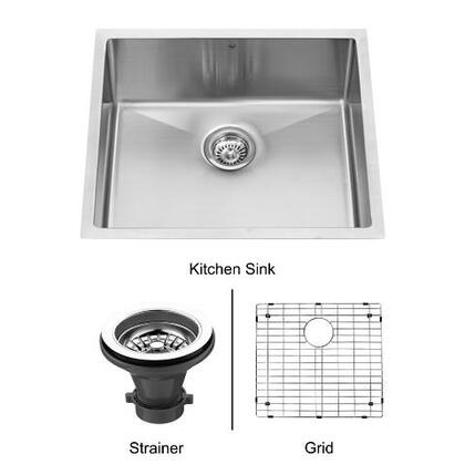 Vigo VGR2320CK1 Stainless Steel Kitchen Sink