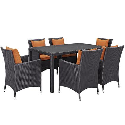 Modway EEI2241EXPORASET Rectangular Shape Patio Sets