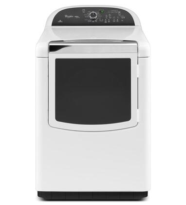 Whirlpool WED8500BW Cabrio Platinum Series 7.6 cu. ft. Electric Dryer, in White