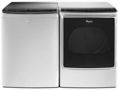 Whirlpool WH2PCTL30EWKIT1 Washer and Dryer Combos