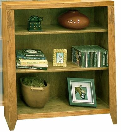 Legends Furniture CL6636GDOCity Loft Series  Bookcase