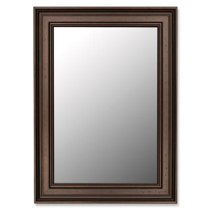 Hitchcock Butterfield 210108 Cameo Series Rectangular Both Wall Mirror