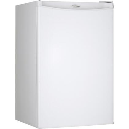 Danby DCR122WDD Designer Series Compact Refrigerator with 4.3 cu. ft. Capacity in White