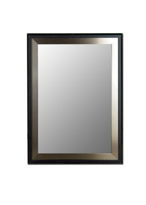 Hitchcock Butterfield 204300 Cameo Series Rectangular Both Wall Mirror