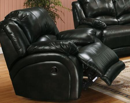 Yuan Tai 6888CBK Madison Series Leather Wood Frame  Recliners