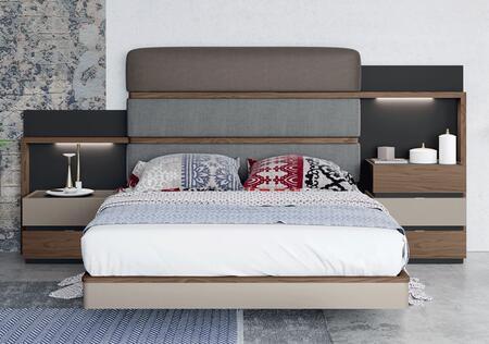 ESF Leo Series Bedroom Furniture Modern Bedrooms Leo Bedroom side 1