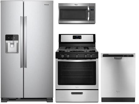 Whirlpool 730322 Kitchen Appliance Packages