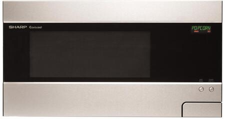 Sharp R426LS Countertop Microwave