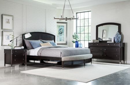 Broyhill 4257CKPSB2NCDM Vibe California King Bedroom Sets