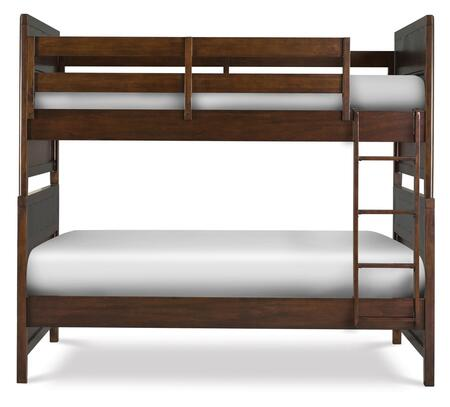 Magnussen Y187670K1 Twilight Series Childrens Twin Size Bunk Bed