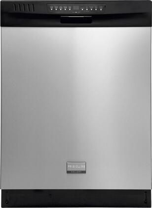Frigidaire FGHD2455LF N/A Gallery Series Built-In Full Console Dishwasher |Appliances Connection