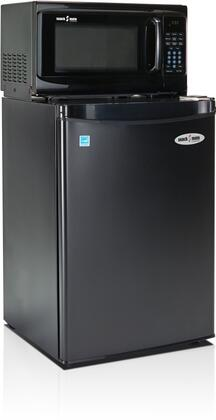 Picture of 2.6SM4-7A1 Snackmate Series 2.6 Cu. Ft. Freestanding Compact Refrigerator with 700 Watt Microwave LED Timer/Clock CanStor Beverage Dispenser 2 Full