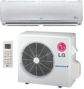 LG 704065 Single-Zone Mini Split Air Conditioners