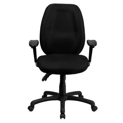 """Flash Furniture BT6191HBKGG 28"""" Contemporary Office Chair"""
