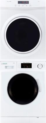 Equator 723155 Washer and Dryer Combos