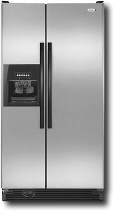Whirlpool ED5GVEXVD Freestanding Side by Side Refrigerator