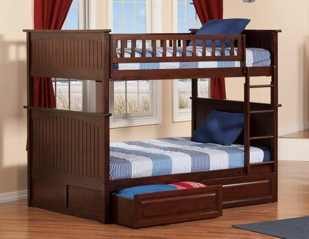 Atlantic Furniture AB59524  Full Size Bunk Bed