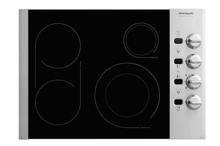 Frigidaire Professional FPEC3085KS Professional Series Electric Cooktop