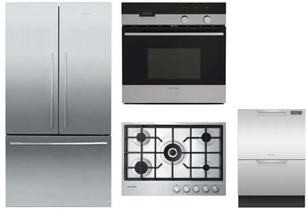 Fisher Paykel 736475 Kitchen Appliance Packages