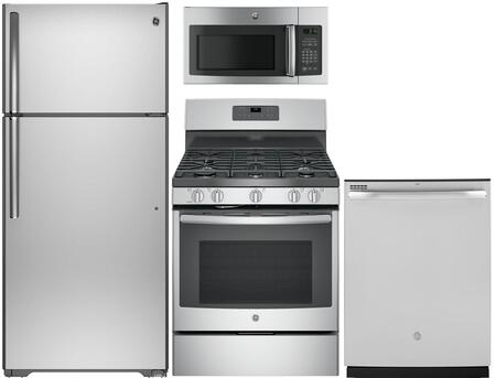 GE 840717 Kitchen Appliance Packages | Appliances Connection