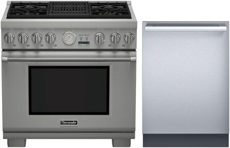 Thermador 739342 Kitchen Appliance Packages