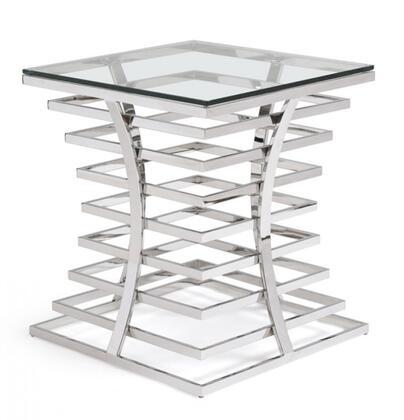 VIG Furniture VGVCET855  End Table