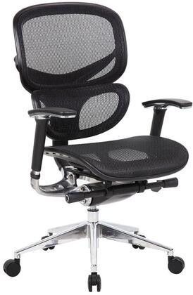 "Boss B6888BK 27"" Adjustable Contemporary Office Chair"