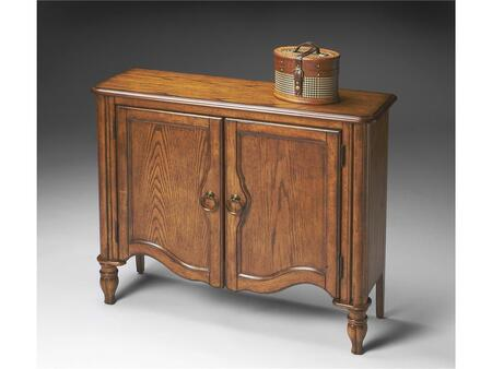 Butler 2121001 Masterpiece Series Freestanding Wood 0 Drawers Cabinet