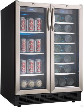 "Danby DBC2760BLS 23.81"" Built-In Wine Cooler"