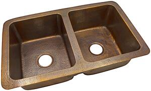 The Copper Factory CF164AN  Sink