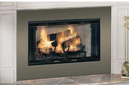 Majestic BR42 Royalton Series  Woodburning Fireplace